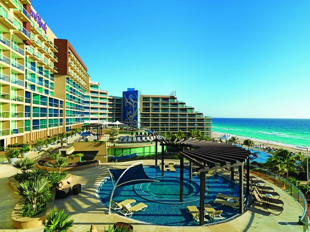 Discounted mexico resort hard rock hotel cancun for 5 star all inclusive mexico resorts