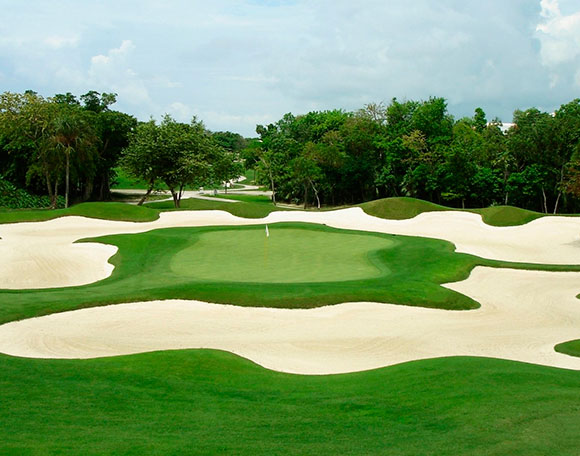 Unlimited Golf Vacation Cancun All Inclusive Caribbean